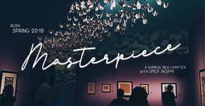 Spring 19: Masterpiece