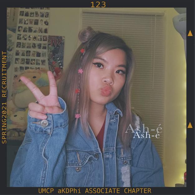 #123 Michelle *Ash-é* Hoang