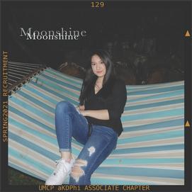#129 Shawna *Moonshine* Dougherty