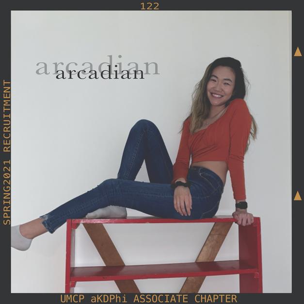 #122 Emily *arcadian* Chi