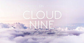 Spring 18: On Cloud 9