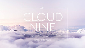 Spring 18: On Cloud 9