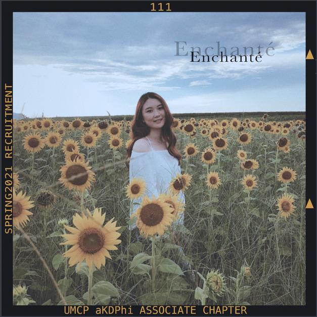 #111 Claire *Enchanté* Yoo