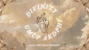 Fall 21 : Divinity