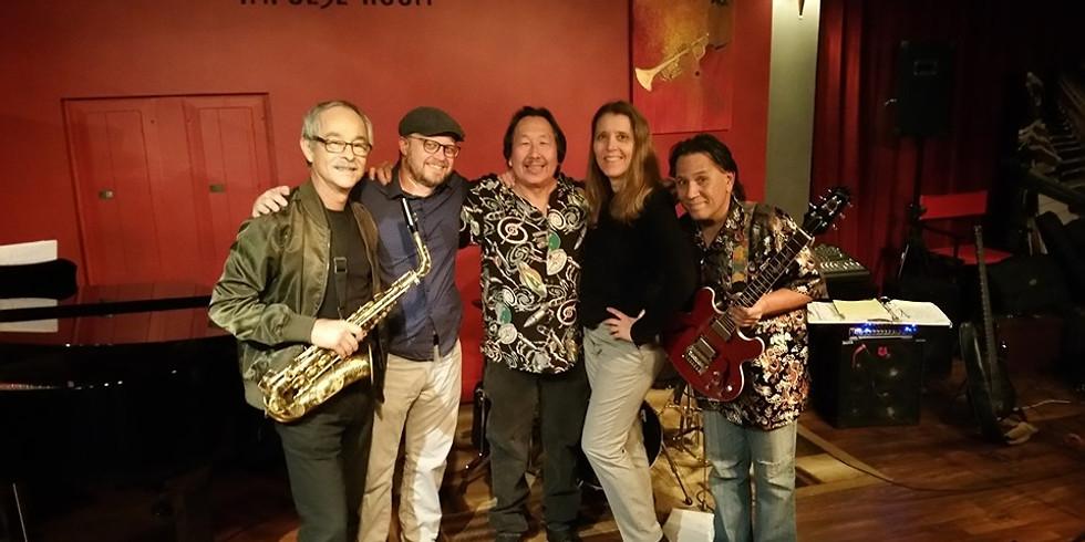 Diamond Head Jazz Band!