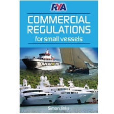 RYA Commercial Regulations for Small Craft