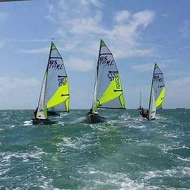 Dover Sea Sports RYA advanced sailing