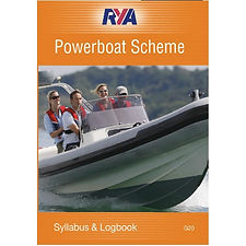 RYA Powerboat Scheme. Syllabus and Logbook