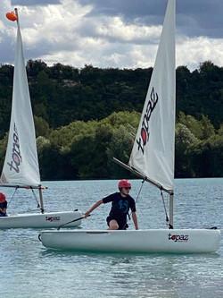 RYA Youth Sailing