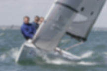 Dover Sea Sports dinghy sailing