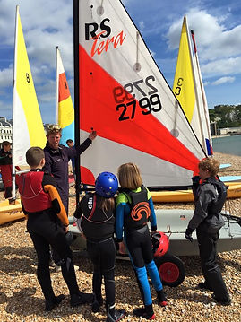 watersports instructor courses