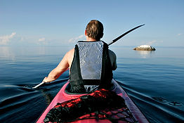 Kayak the English Channel