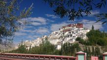 Thiksey monastery, near Leh