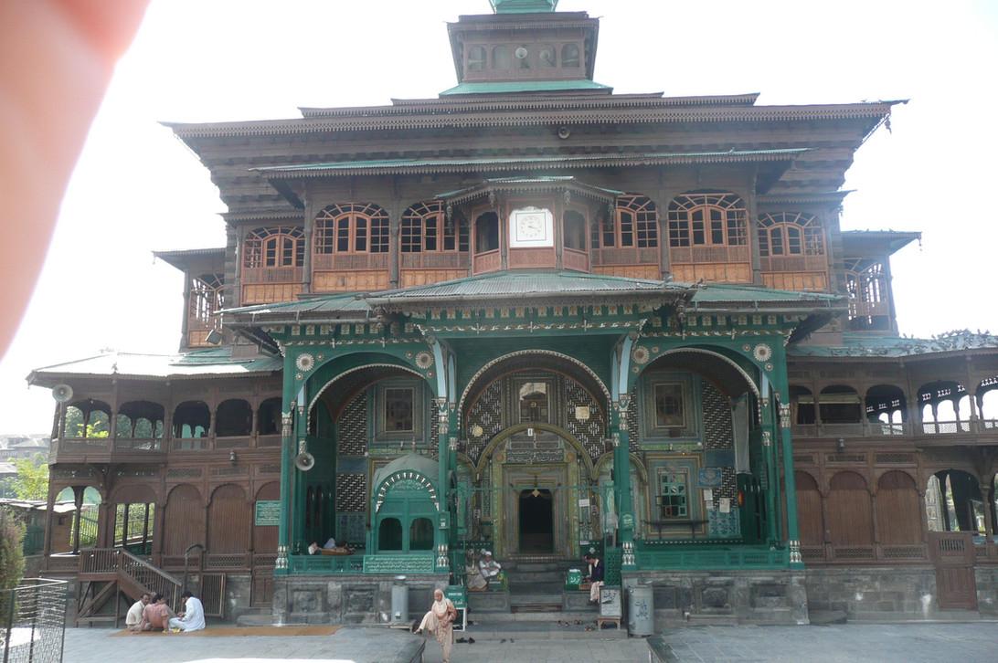 Mosque, Srinagar