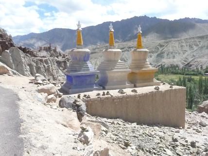 Road through Ladakh