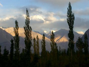 View from Leh, Ladakh