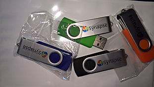 Synapse USB Drives - 8GB
