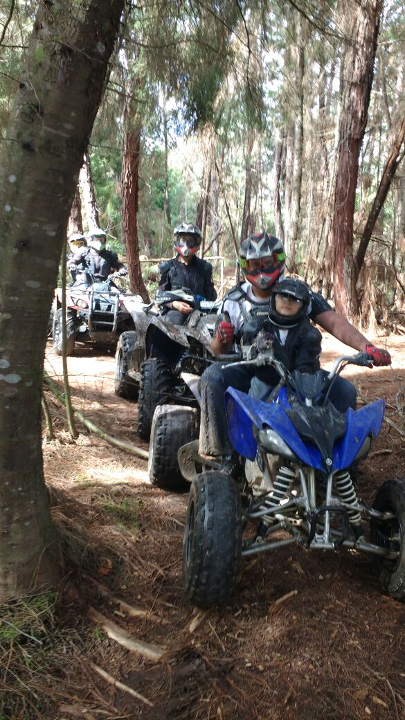 ATV tours in medellin