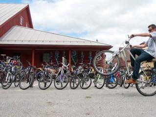 AJ's Bike Swap and Sweet Spring Corn