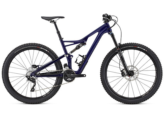 Specialized Stumpjumper FSR Comp Carbon 2016