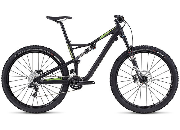 Specialized Camber FSR Comp 650B 2016