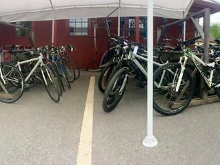 Bike Swap May 13th at AJ's