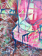 Sitting in Silence- detail