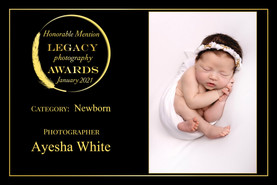 Legacy Awards Honourable Mention 1