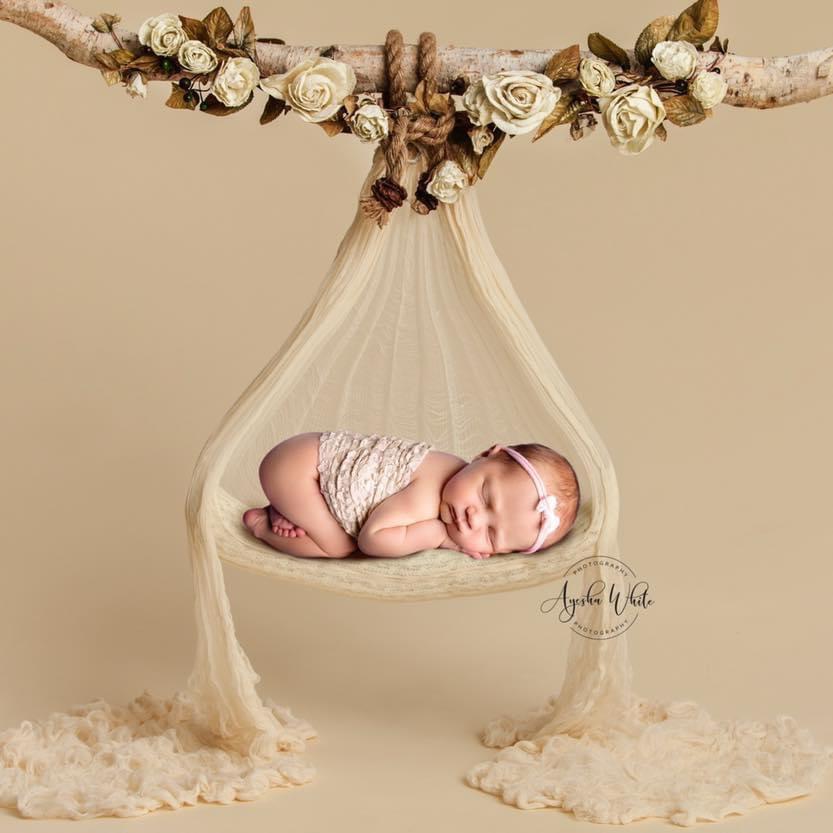 Newborn award winning photograph