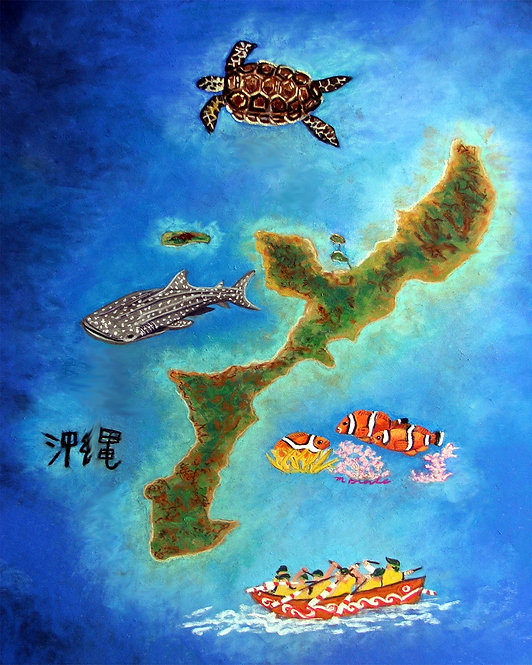 Sealife and Okinawa