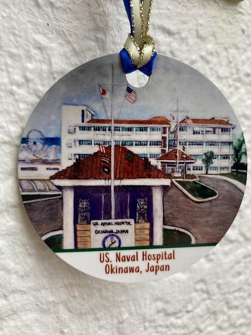 US Naval Hospital Okinawa