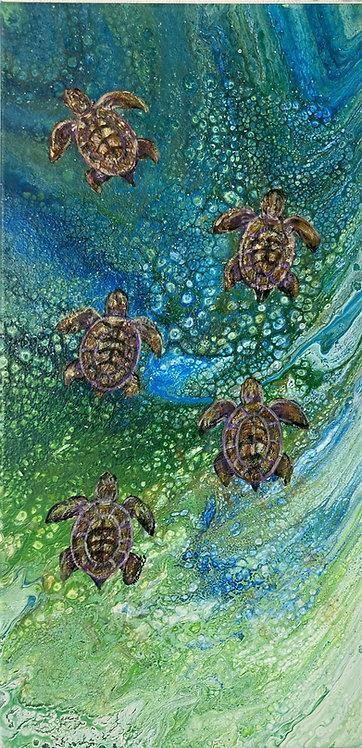 5 Hatchlings