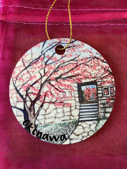 Nakijin-jo Cherry Blossoms