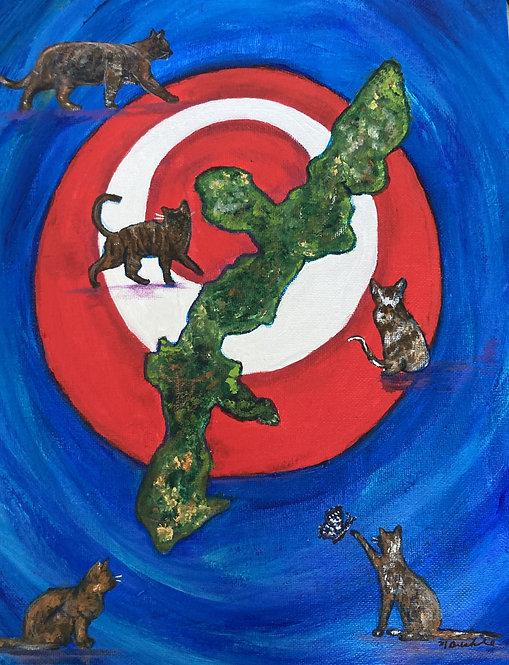 Cats of Okinawa