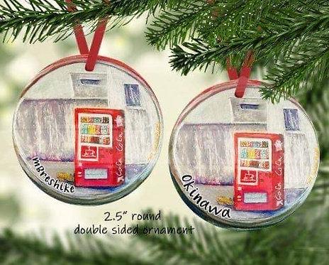 Okinawa Vending Machine Ornament