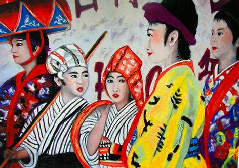 Okinawan Performers