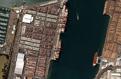 Port of Tauranga, Bay of Plenty (2021)