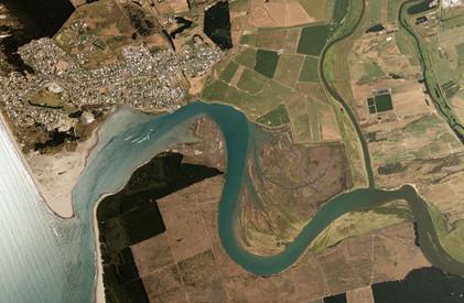 Manawatū River Mouth, Foxton Beach, Manawatū (2021)