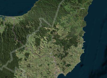 Gisborne Region LiDAR Survey