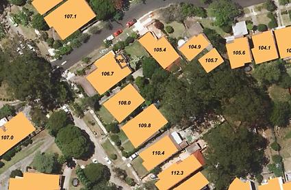 Urban Building Footprints