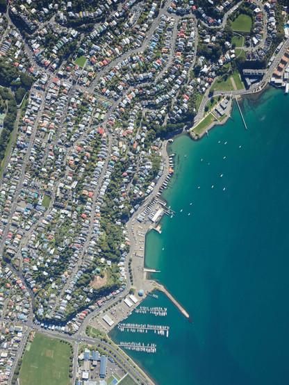 Evans Bay, Wellington (2019)