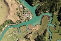 Tongapōrutu River, Tongapōrutu, Taranaki (2015)