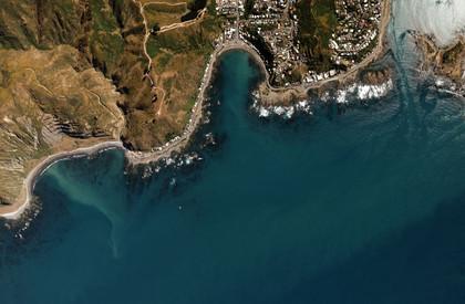 Sirens Rocks, Owhiro Bay, Wellington (2021)