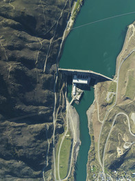 Clyde Dam, Otago (2016)