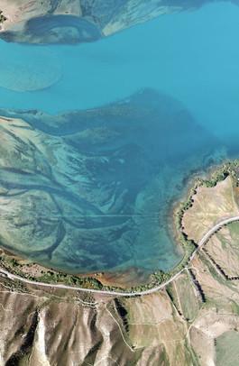 Lake Waitaki, Canterbury (2010)