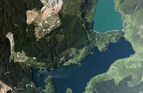 Blue Lake & Green Lake, Bay of Plenty (2021)