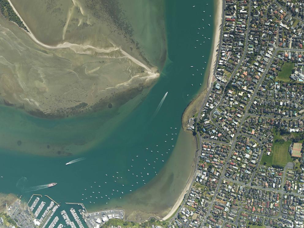 Bucklands Beach/Half Moon Bay, Auckland (2017)