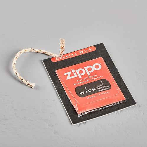 ZIPPO Docht | hart auf hart | Original Zippo