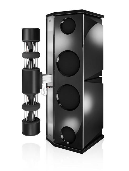 Produktfotografie   Luxus-Lautsprecher für German Physiks