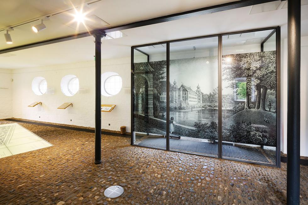 Architekturfotografie |  Museum Schloß Dyck für Agentur r211